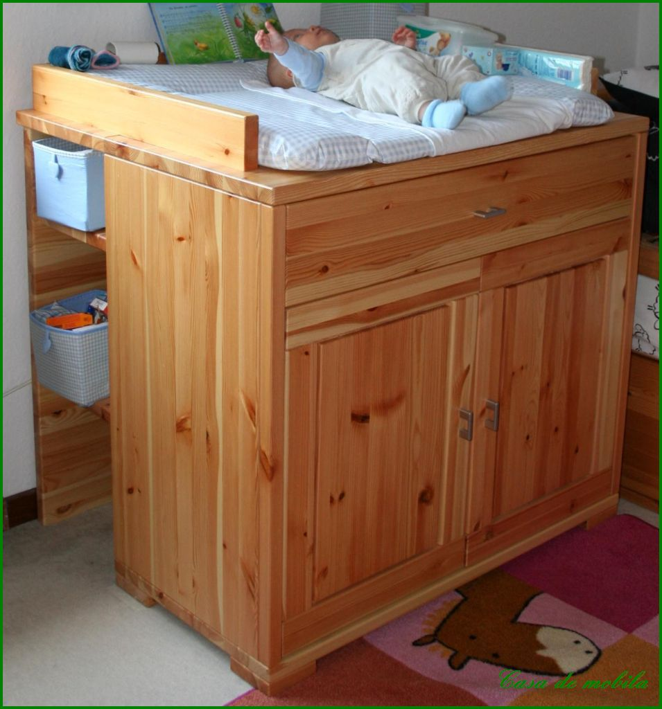 massivholz wickelkommode wickeltisch babykommode holz kiefer massiv wei weiss ebay. Black Bedroom Furniture Sets. Home Design Ideas
