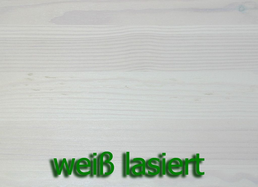 Massivholz Highboard Guldborg  Kiefer massiv geölt