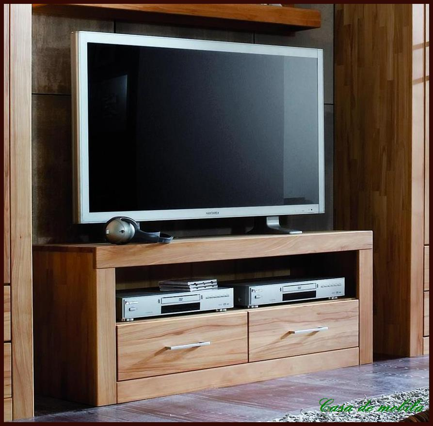 tv lowboard tv kommode fernseh schrank m bel kernbuche massiv ge lt wildeiche. Black Bedroom Furniture Sets. Home Design Ideas
