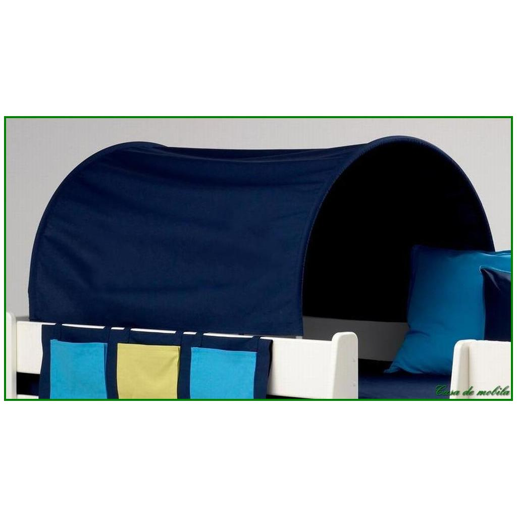 tunnelzelt tunnel deko zubeh r kinderbett hochbett blau ebay. Black Bedroom Furniture Sets. Home Design Ideas
