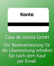bankverbindung