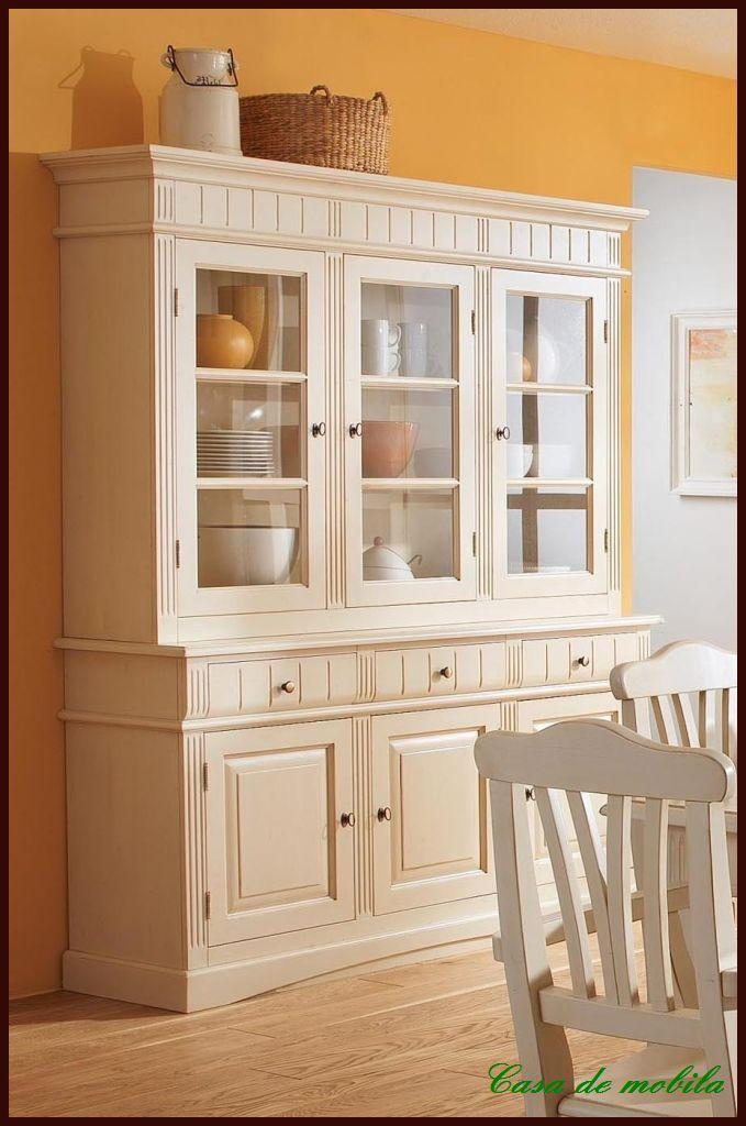 massivholz buffetschrank k chenbuffe esszimmerschrank holz fichte massiv weiss. Black Bedroom Furniture Sets. Home Design Ideas