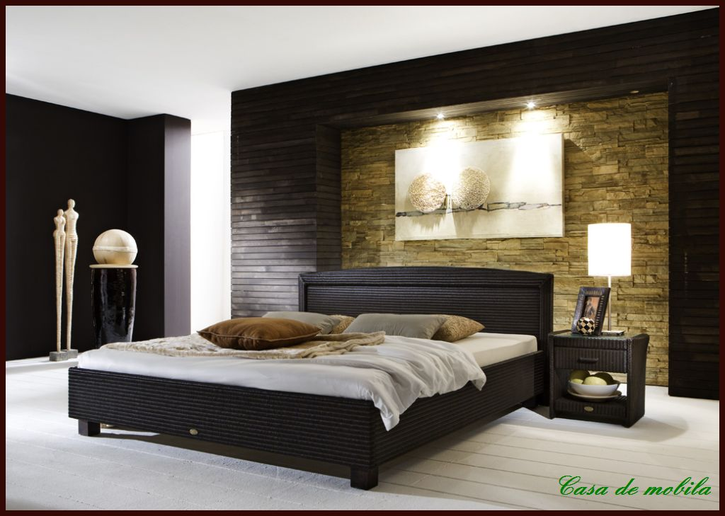 loom bett einzelbett futonbett bettgestell jugendbett 120 x 200 rattan ebay. Black Bedroom Furniture Sets. Home Design Ideas
