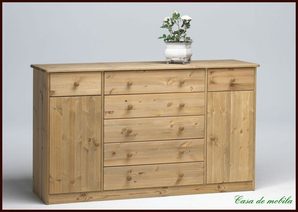 sideboard w sche schubladen schrank flur kommode. Black Bedroom Furniture Sets. Home Design Ideas