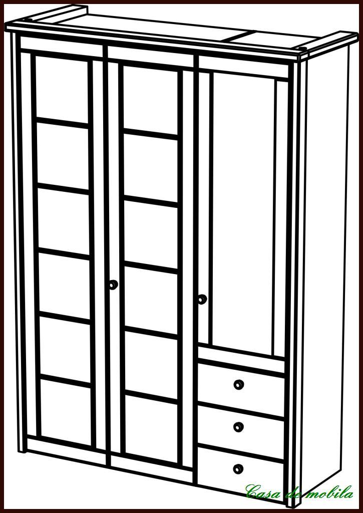 massivholz kleiderschrank kiefer gelaugt ge lt schlafzimmerschrank holz massiv. Black Bedroom Furniture Sets. Home Design Ideas