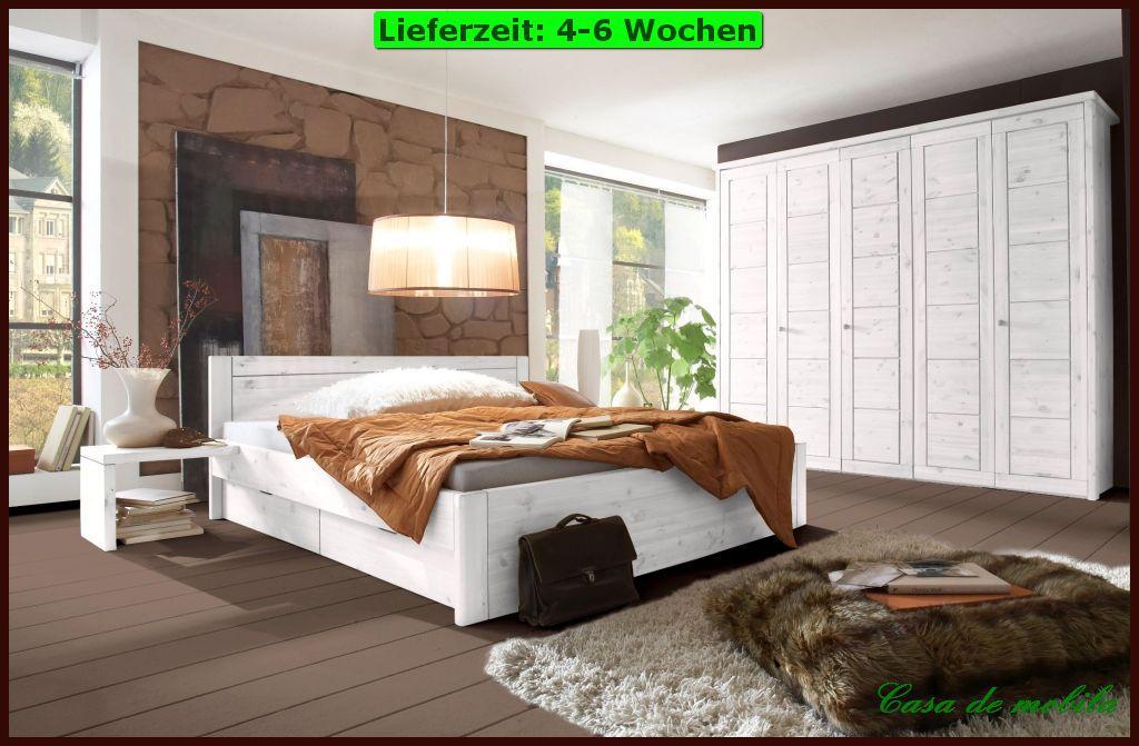 Ebay Schlafzimmer Komplett : schlafzimmer komplett schrank holz kiefer massiv wei ebay ~ Watch28wear.com Haus und Dekorationen