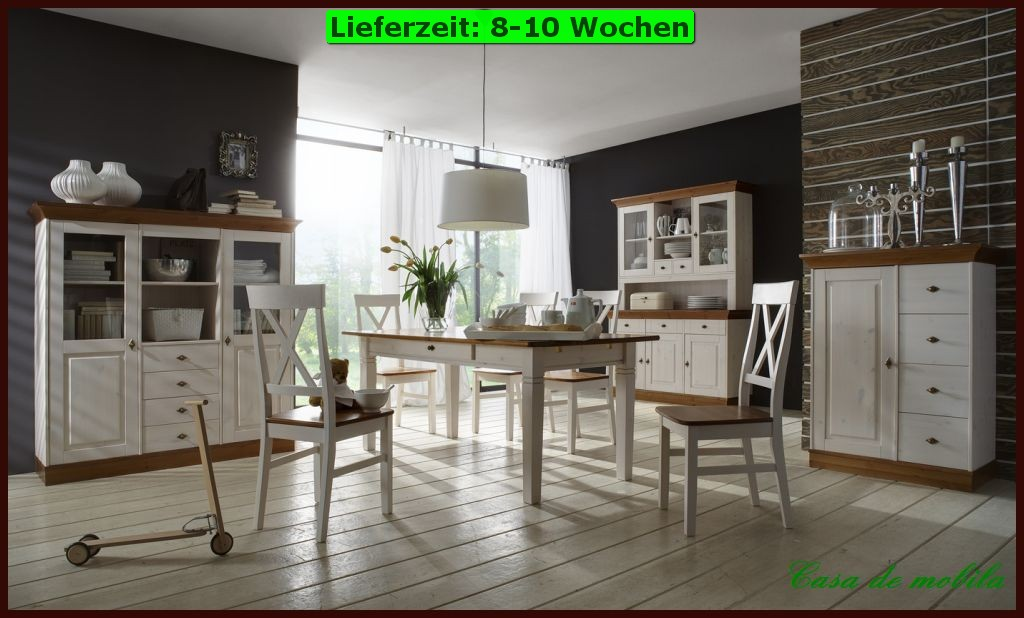 esszimmer eckbank garnitur essecke bank stuhl st hle holz kiefer massiv weiss ebay. Black Bedroom Furniture Sets. Home Design Ideas