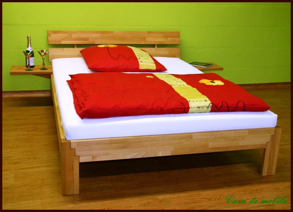 bett 140x200 holz images. Black Bedroom Furniture Sets. Home Design Ideas