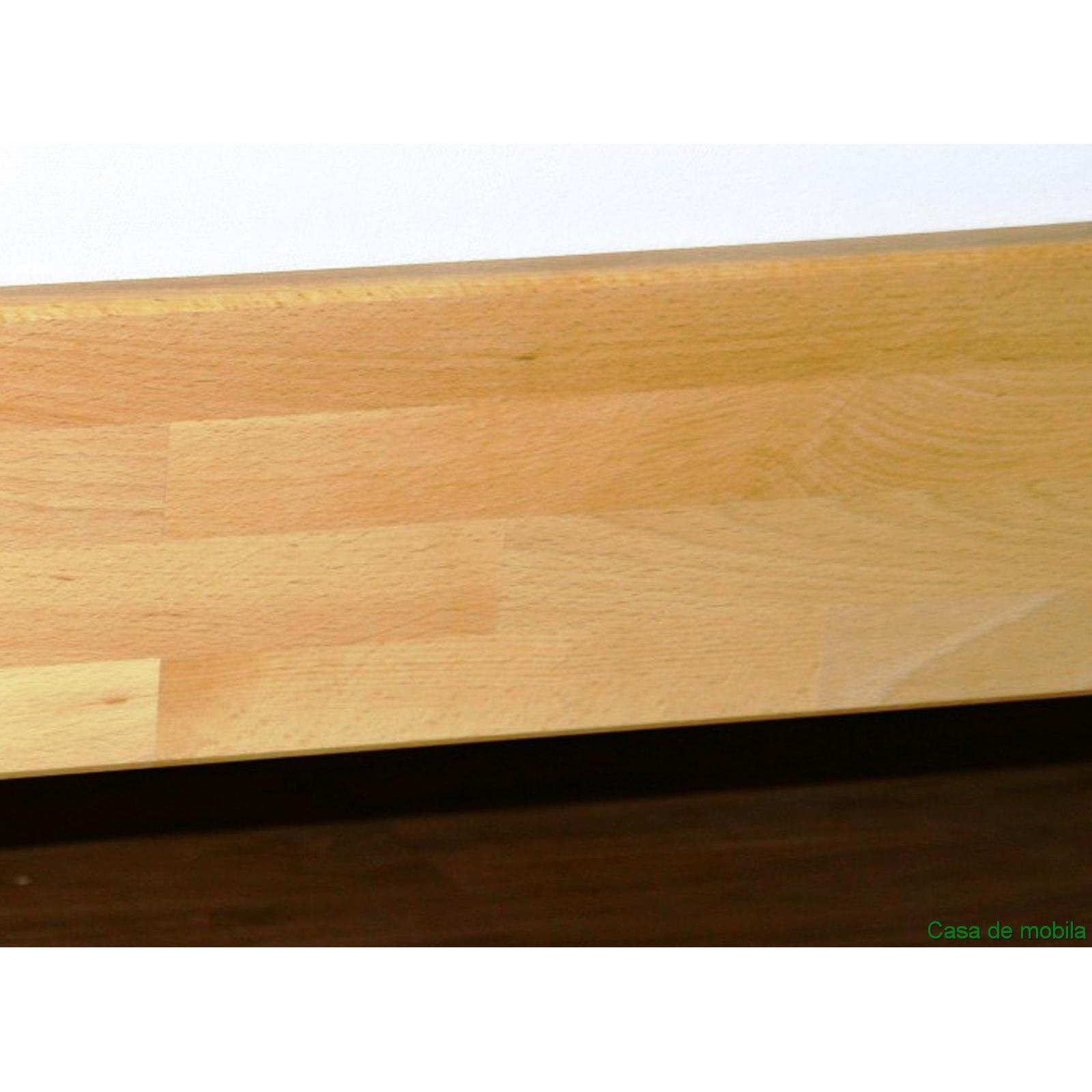 Massivholz Schlafzimmer komplett Kernbuche / Buche massiv CARO - mit ...