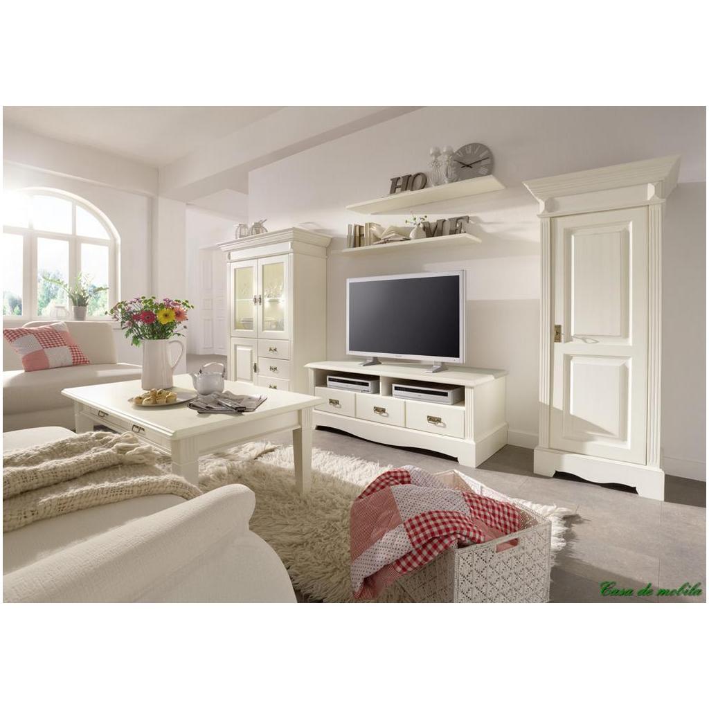 landhaus wandregal wandboard kiefer paris vintage champagner gebeizt lackiert. Black Bedroom Furniture Sets. Home Design Ideas