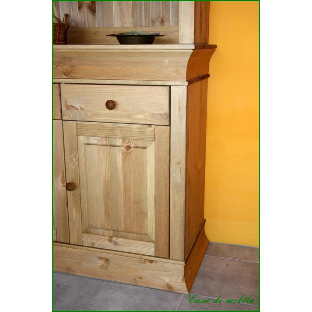 massivholz buffetschrank boston k chenbuffet k chenschrank holz kiefer massiv ebay. Black Bedroom Furniture Sets. Home Design Ideas