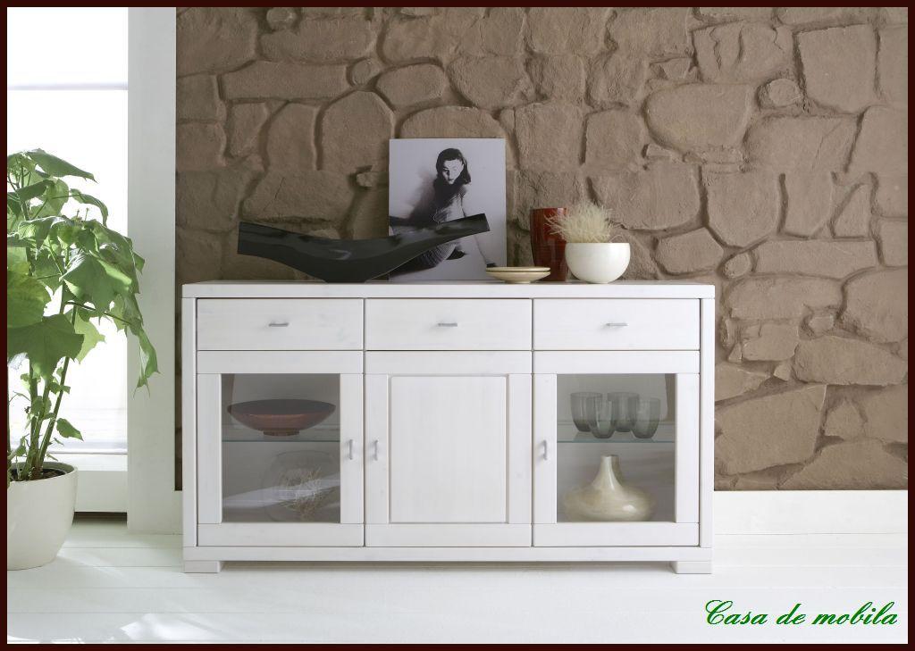 wohnzimmer anrichte wei mit holz kreative ideen f r ihr zuhause design