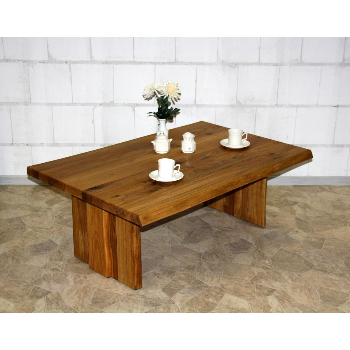 90 echtholz wohnzimmertisch massiver echtholz tisch. Black Bedroom Furniture Sets. Home Design Ideas