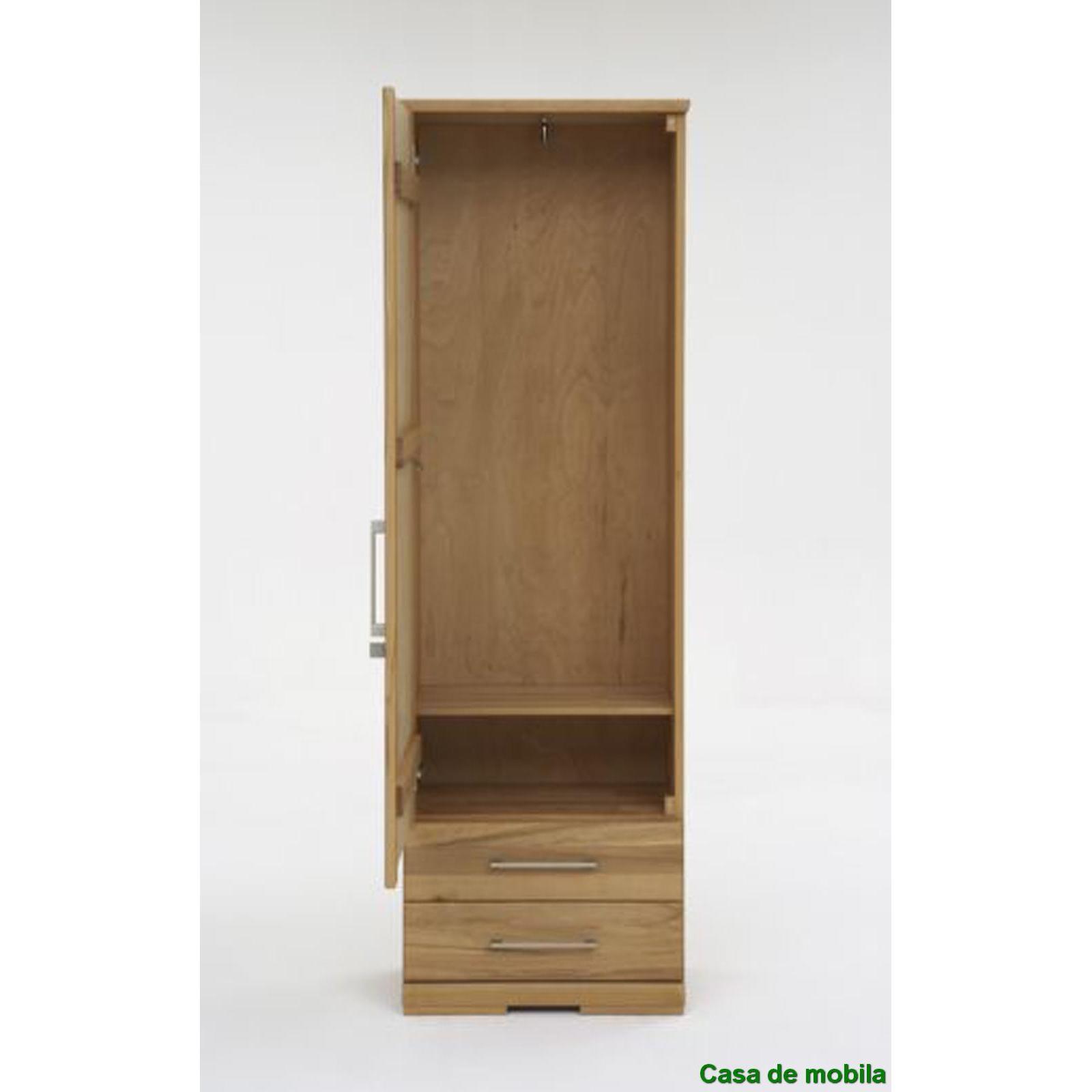 garderobenschrank dielenschrank holz buche massiv ge lt. Black Bedroom Furniture Sets. Home Design Ideas