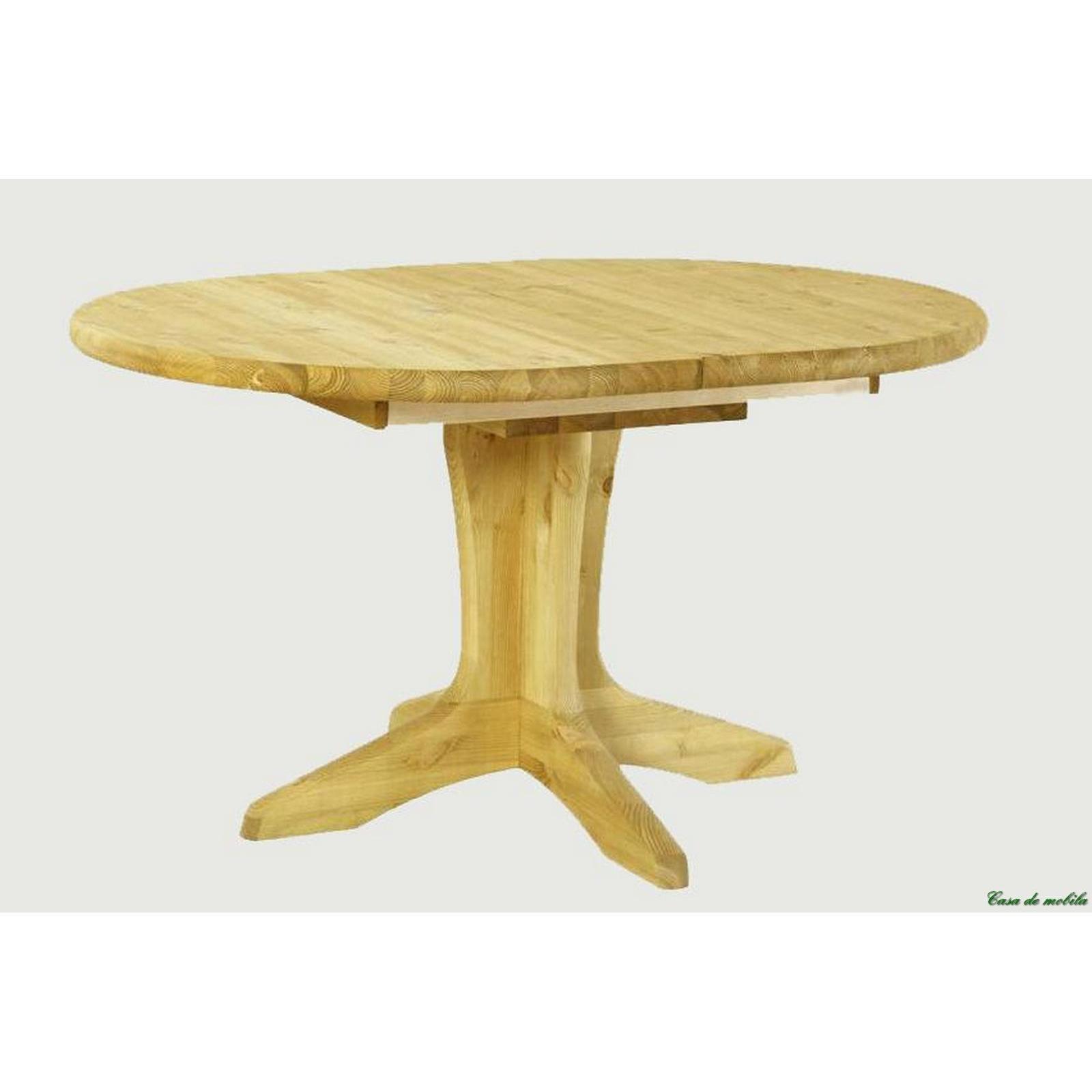 Esstisch Oval Ausziehbar ~ Tisch Holz Rund images