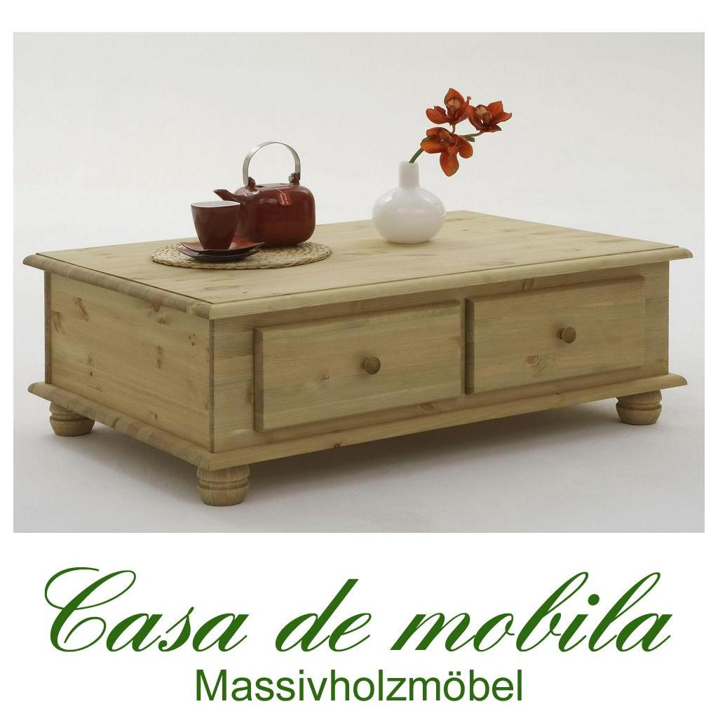 massivholz truhentisch couchtruhe wohnzimmertisch kiefer. Black Bedroom Furniture Sets. Home Design Ideas