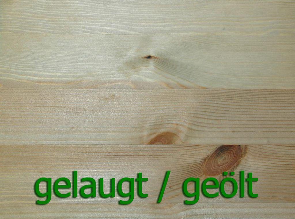 (Kiefer) Massivholz Esstisch Tisch ausziehbar Kiefer massiv gelaugt ...