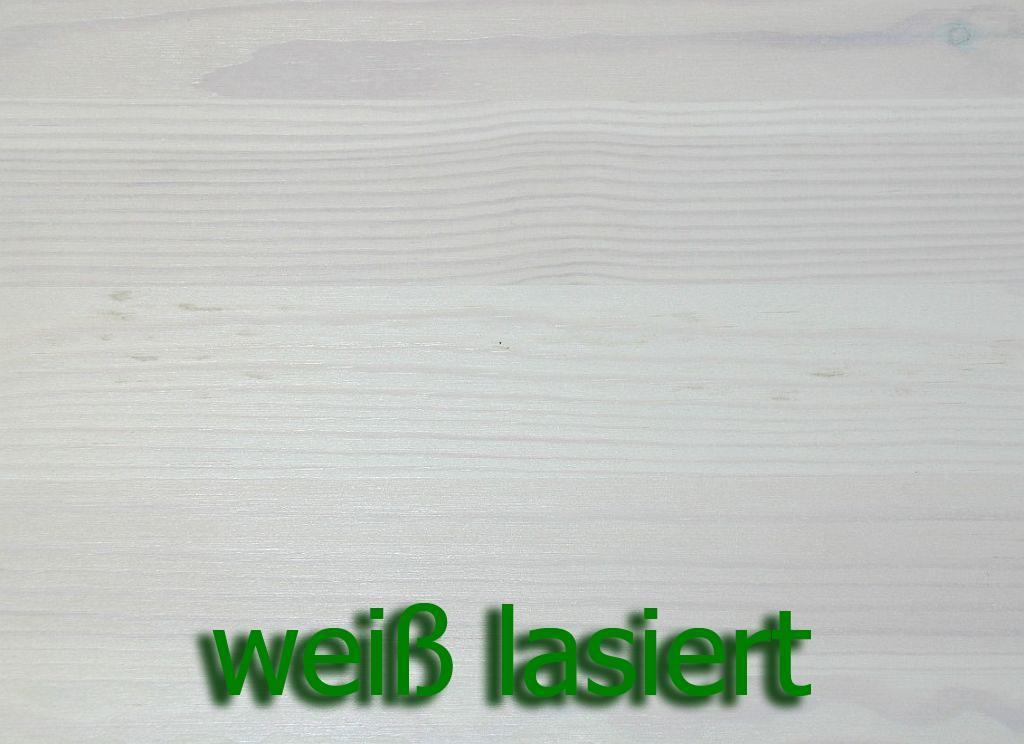 Esstisch Holz Weiss Lasiert ~ Vollholz Ausziehtisch Esstisch oval 139×100 mit Einlegeplatte  Kiefer