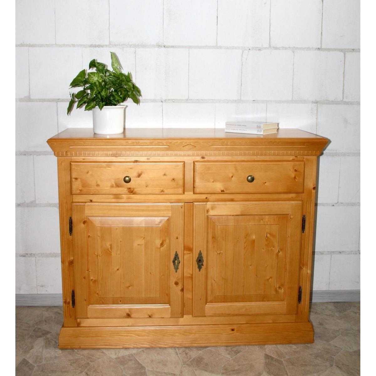 ... Startseite Wohnzimmer Kommoden & Sideboards Massivholz Kommode Fichte