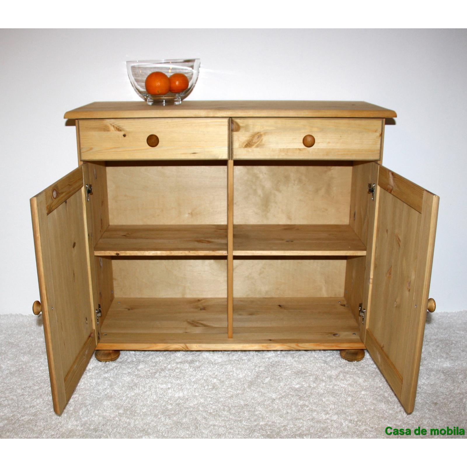 sideboard kiefer gelaugt gebraucht. Black Bedroom Furniture Sets. Home Design Ideas
