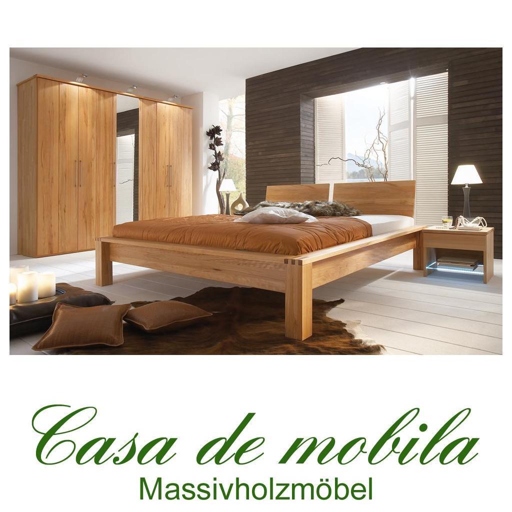 Exklusive Italienische Tapeten : Schlafzimmer komplett massivholz gebraucht ~ Massivholz Schlafzimmer