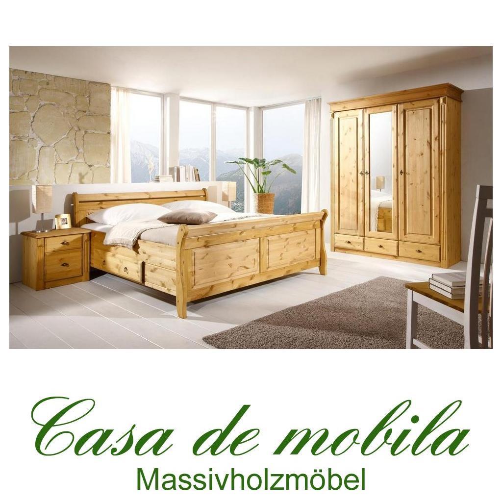 schlafzimmer komplett aus massivholz carprola for