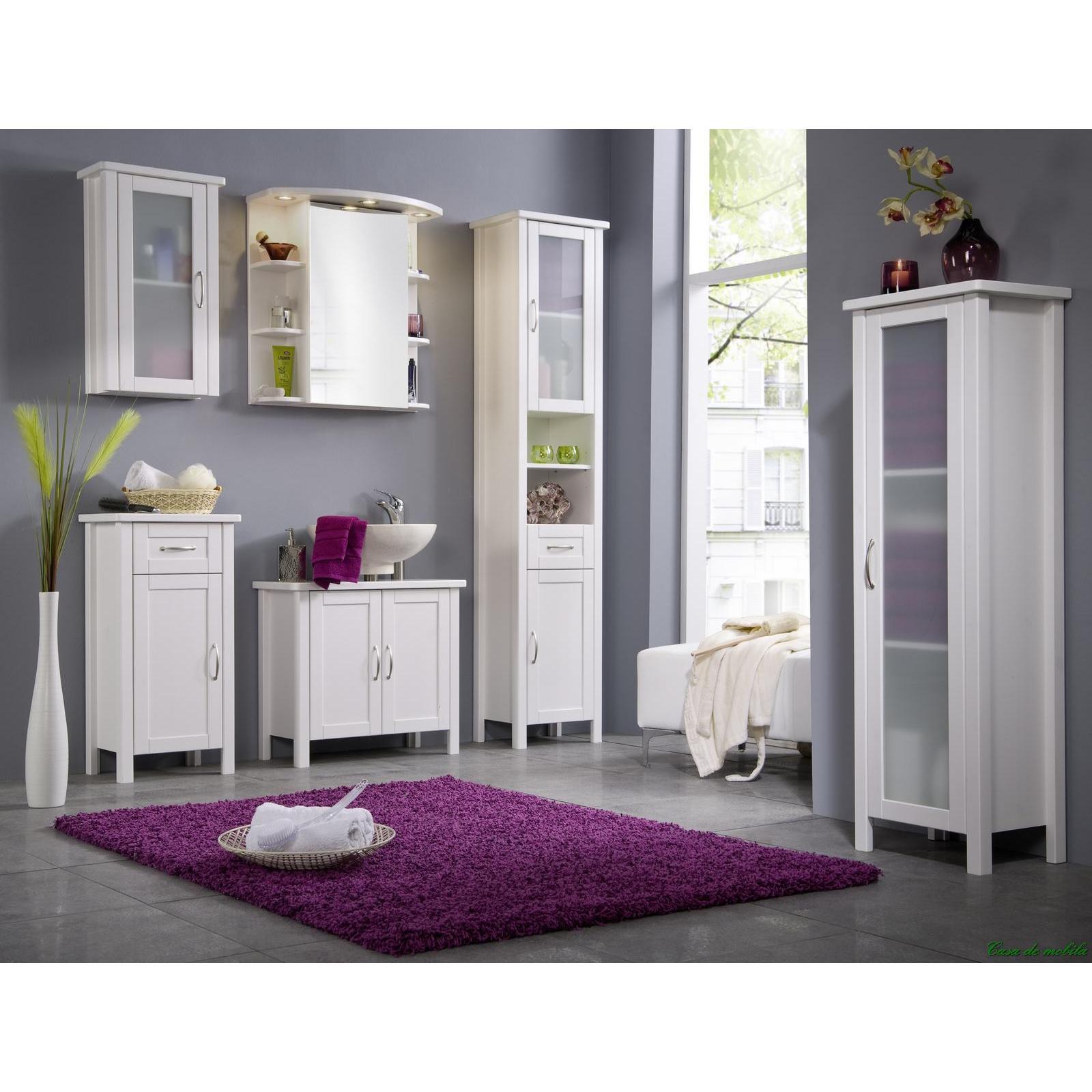 massivholz bad schrank badezimmerschrank hochschrank kiefer massiv. Black Bedroom Furniture Sets. Home Design Ideas