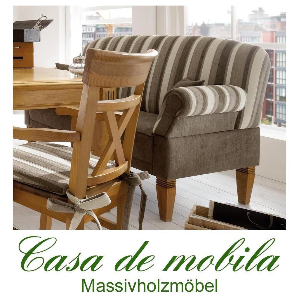 Tischsofa Küchensofa Friesensofa Landhausstil mit Federkern