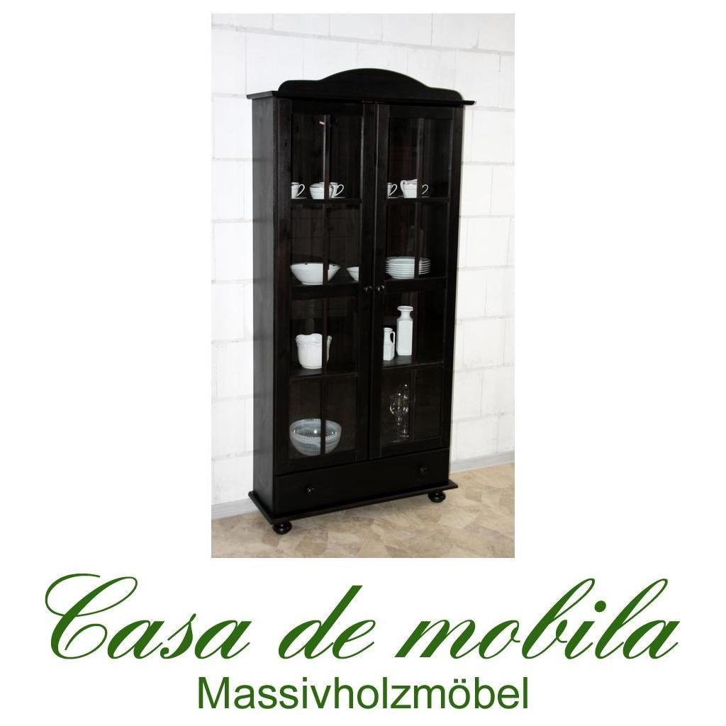 vitrine kolonial sonstige preisvergleiche. Black Bedroom Furniture Sets. Home Design Ideas