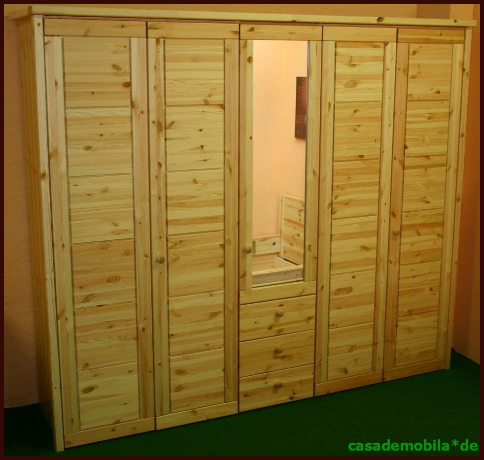 schlafzimmer rauna komplett mit bett 180x200 - massiv gelaugt, Schlafzimmer entwurf