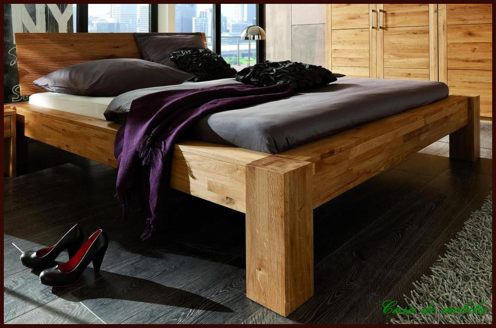 massivholz balkenbett buche massiv ge lt hercules doppelbett 160x200 kernbuche holzbett. Black Bedroom Furniture Sets. Home Design Ideas