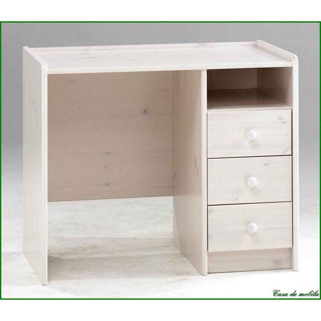 hochbett klein 90x200 for kids kiefer massiv weiss gewischt. Black Bedroom Furniture Sets. Home Design Ideas