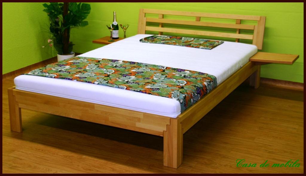 echtholz bett buche massiv ge lt180x200 z mit kopfteil bei casa de mobila. Black Bedroom Furniture Sets. Home Design Ideas