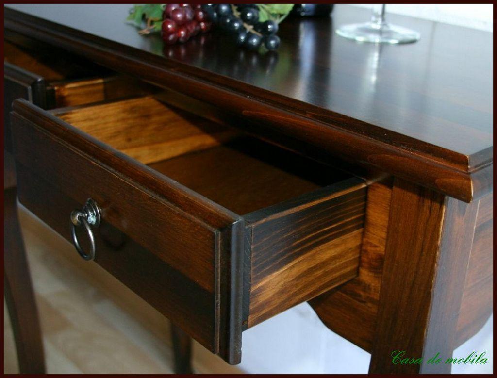 telefontisch beistelltisch wenge decor konsolentisch. Black Bedroom Furniture Sets. Home Design Ideas