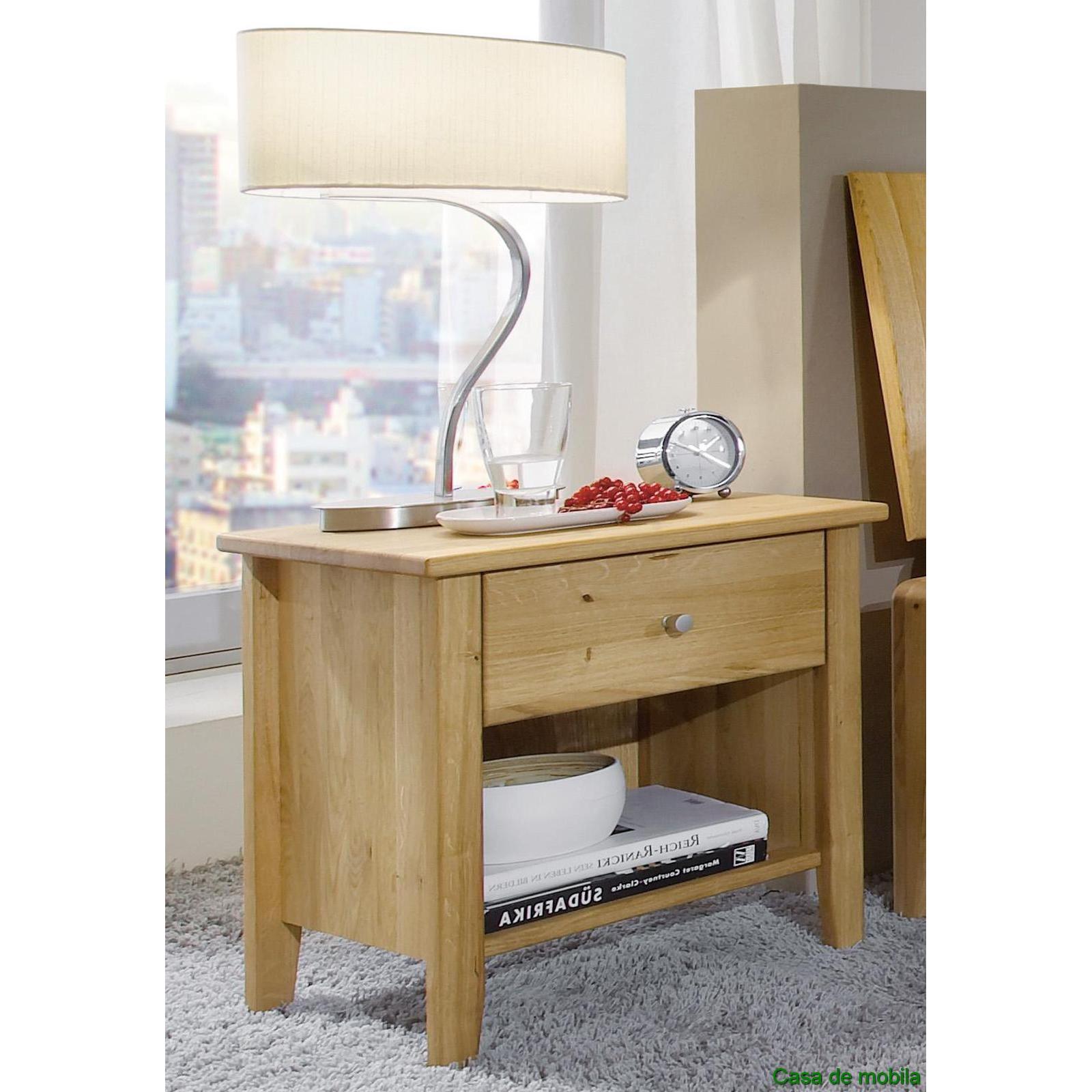 vollholz nachttisch nachtschrank nachtkonsole massiv holz. Black Bedroom Furniture Sets. Home Design Ideas