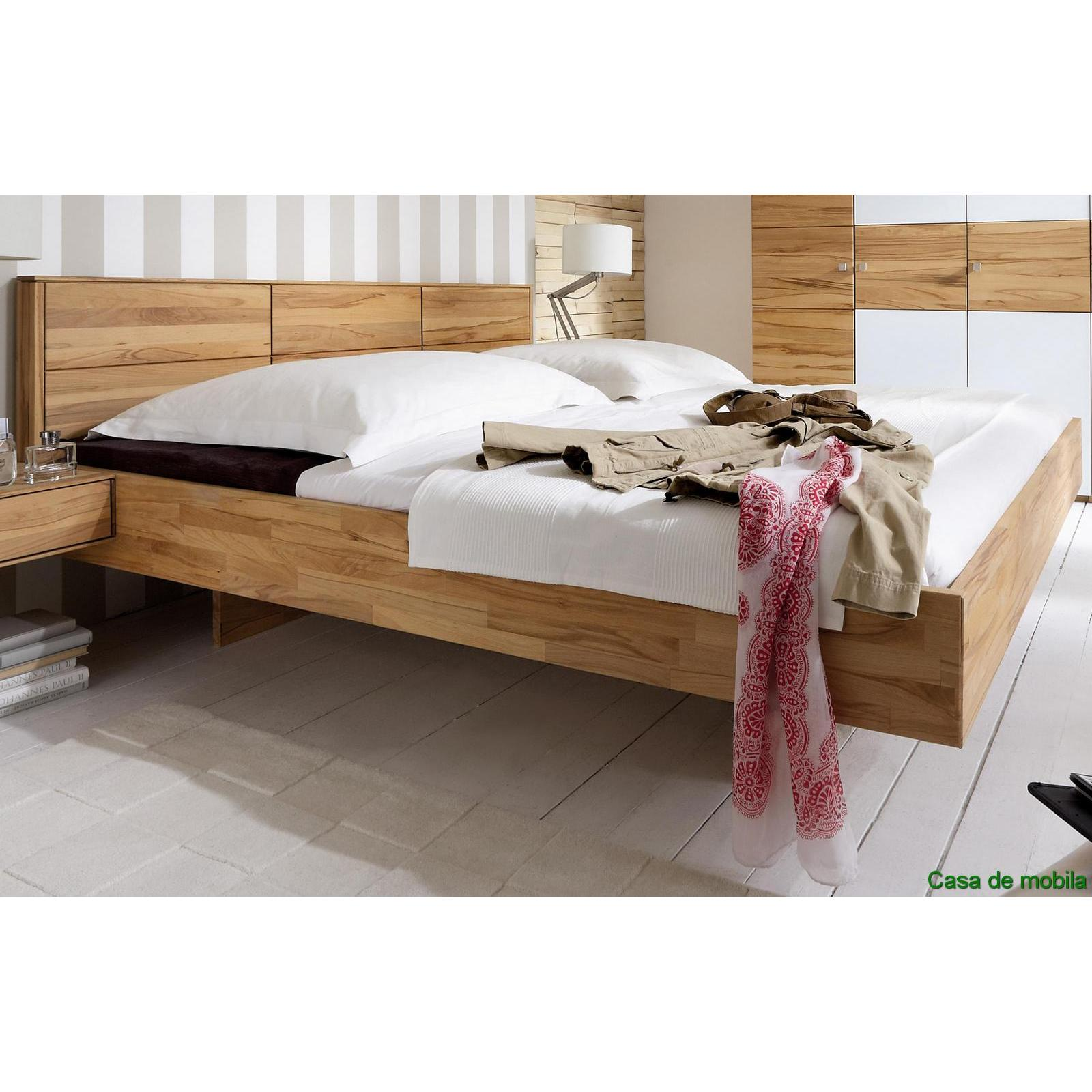 echtholz schlafzimmer komplett kernbuche massiv ge lt. Black Bedroom Furniture Sets. Home Design Ideas