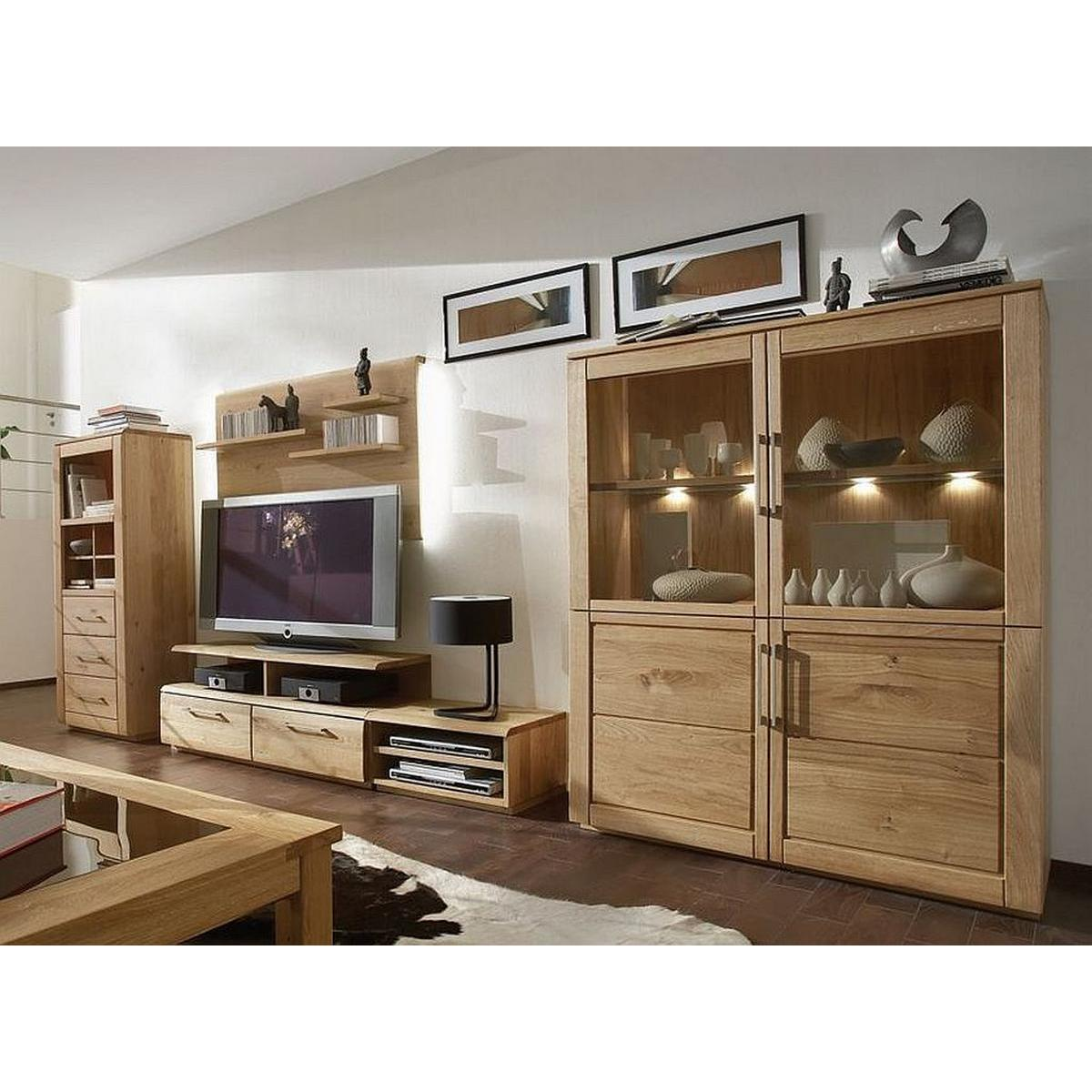 tv m bel wildeiche massiv interessante. Black Bedroom Furniture Sets. Home Design Ideas