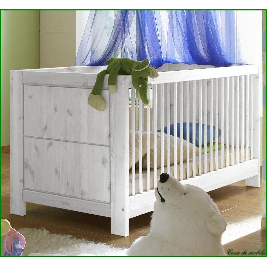 vollholz babyzimmer kiefer massiv weiss lasiert bei. Black Bedroom Furniture Sets. Home Design Ideas