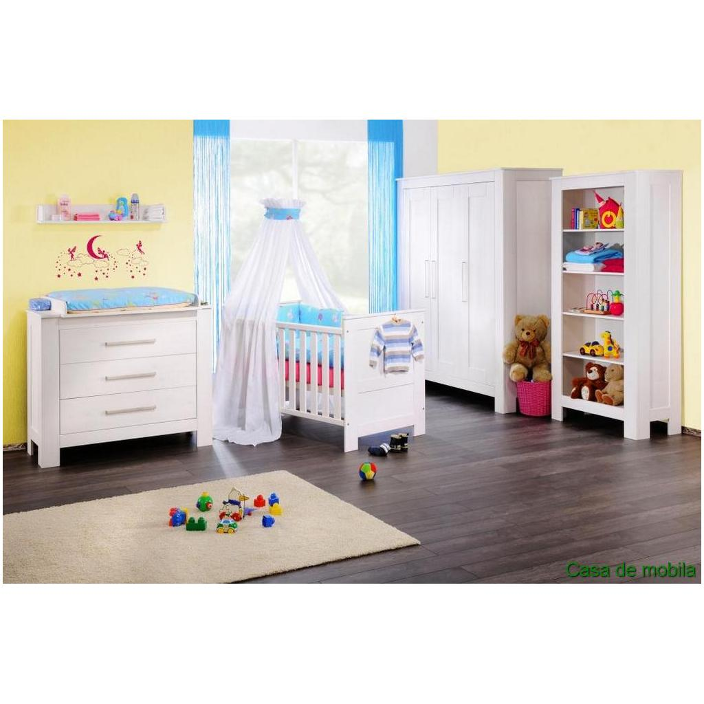 babyzimmer babym bel weiss emma aus kiefernholz in goslar. Black Bedroom Furniture Sets. Home Design Ideas