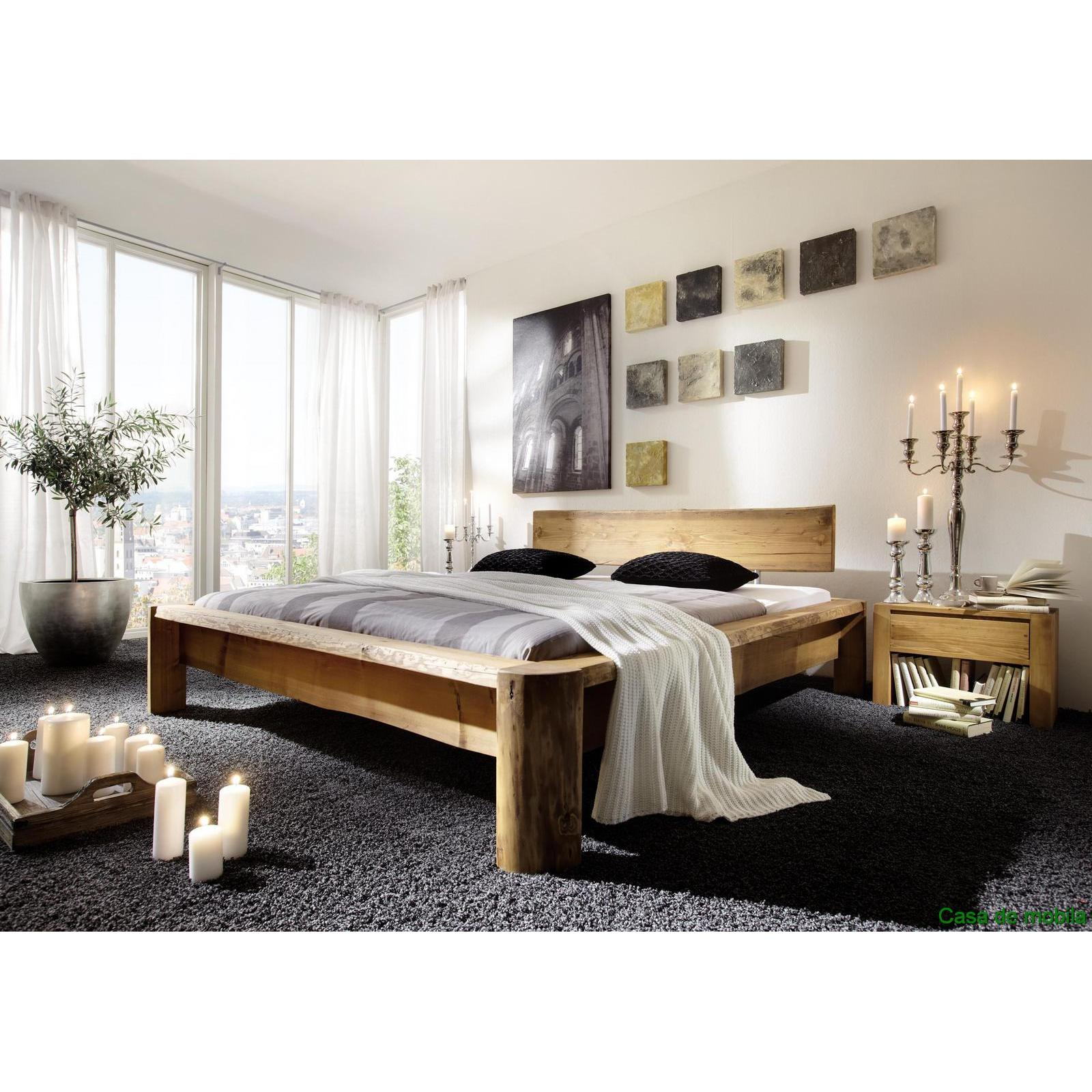 echtholz bett antik 140x200 kiefer fichte massiv gebeizt. Black Bedroom Furniture Sets. Home Design Ideas