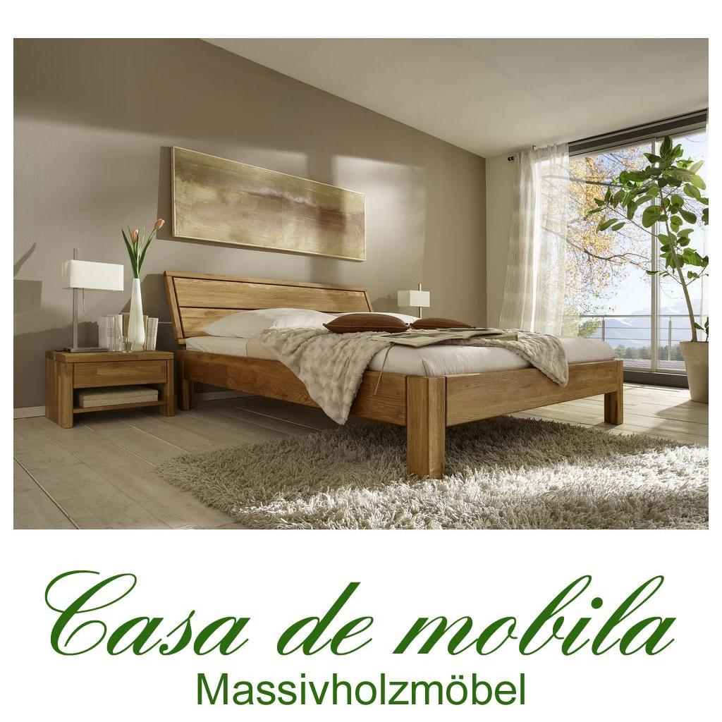 massivholz bett 180x200 easy sleep eiche massiv ge lt 9418 93 3. Black Bedroom Furniture Sets. Home Design Ideas