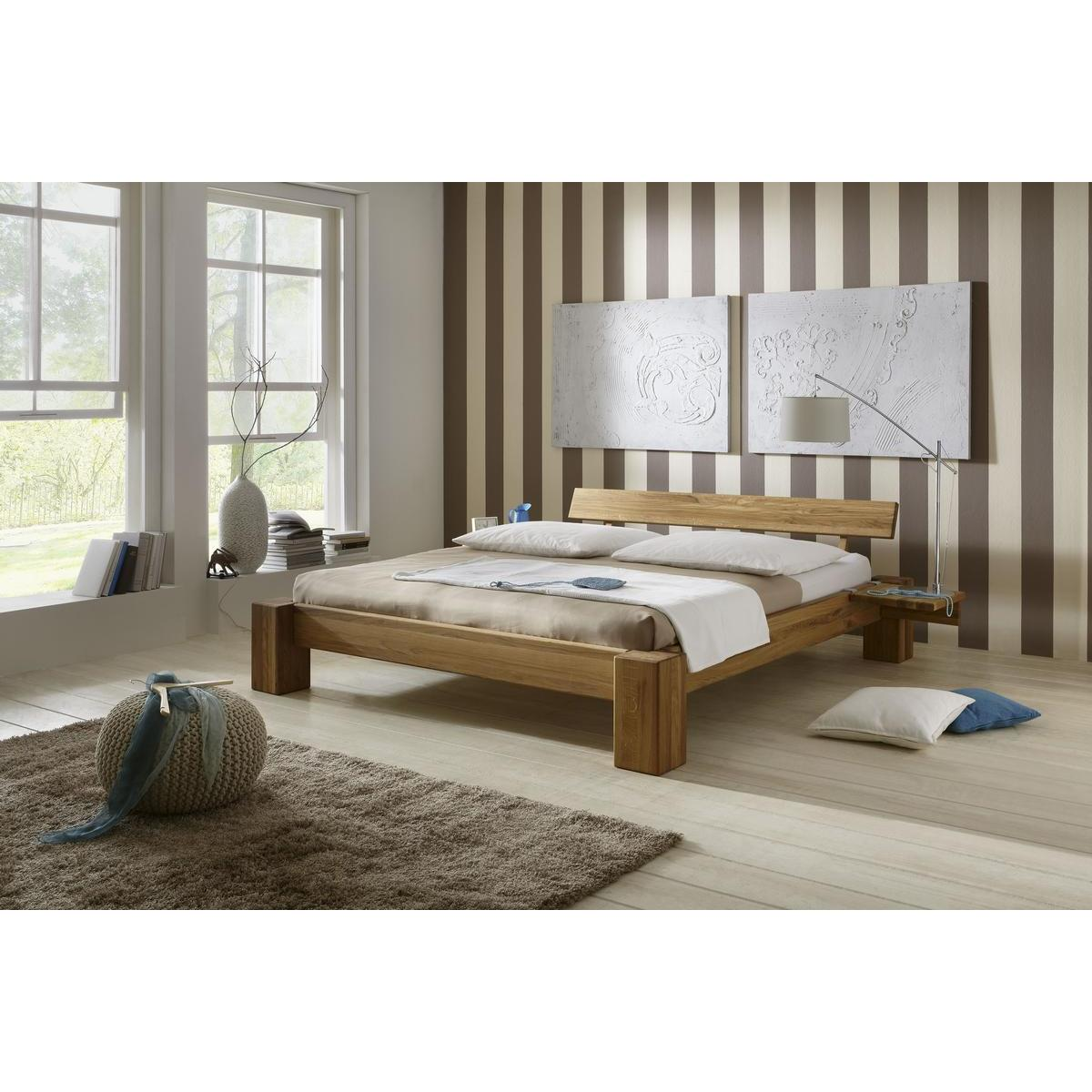 massivholz bett 120x200 xl easy sleep eiche massiv ge lt 9512 95 3. Black Bedroom Furniture Sets. Home Design Ideas
