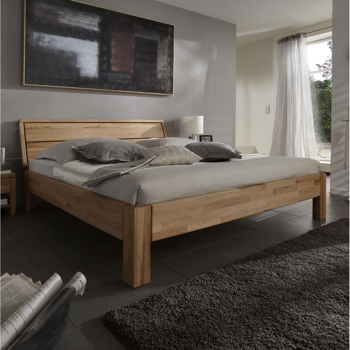 massivholz bett 120x200 easy sleep kernbuche massiv ge lt 9412 93 89. Black Bedroom Furniture Sets. Home Design Ideas