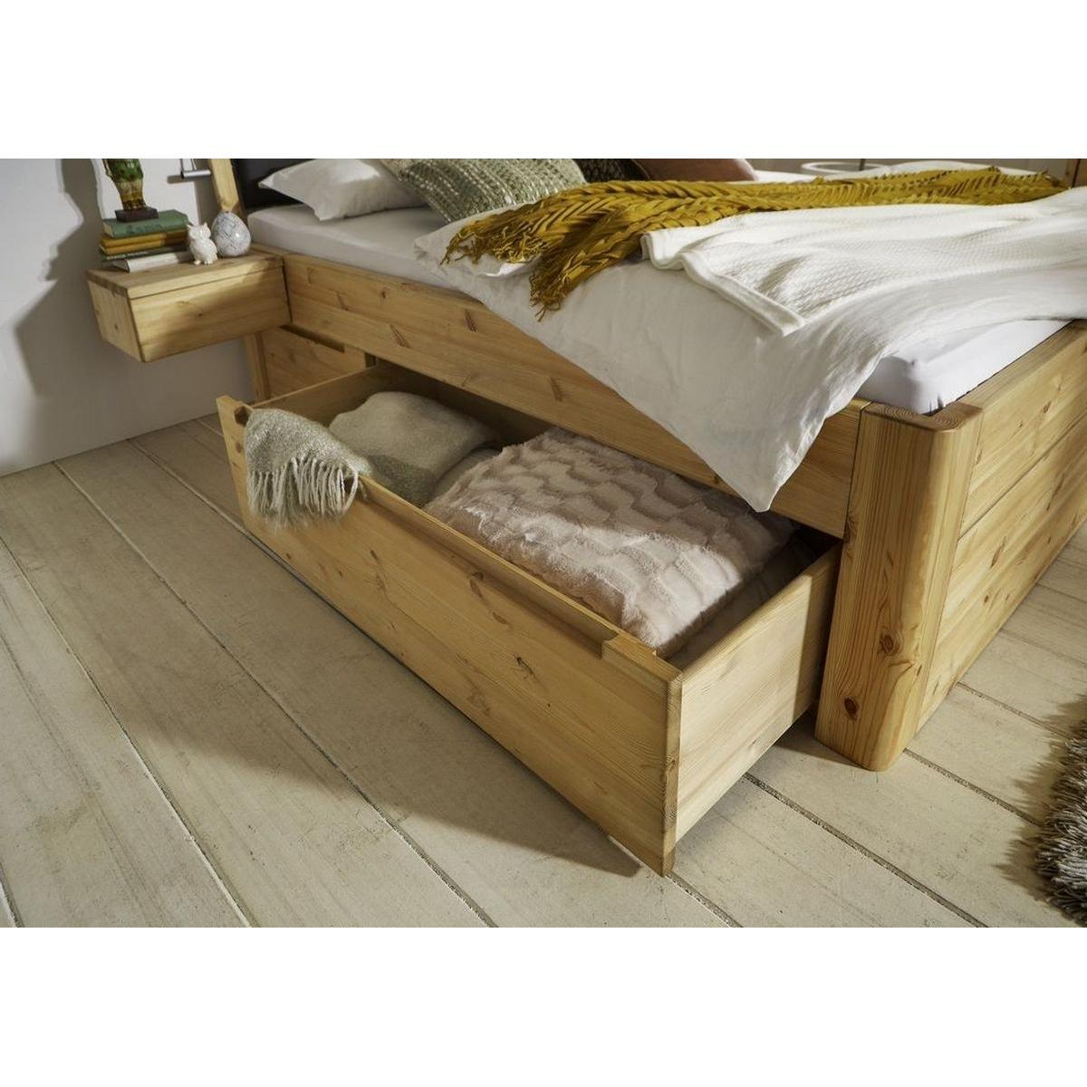 bett mit 2 schlafgelegenheit daybed mit 2 schlafgelegenheit und rollrost kaufen baur. Black Bedroom Furniture Sets. Home Design Ideas
