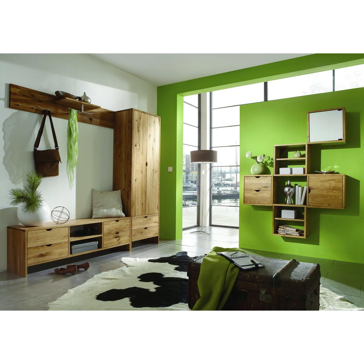 vollholz w rfel h ngeschrank wandschrank wildeiche massiv ge lt take it. Black Bedroom Furniture Sets. Home Design Ideas