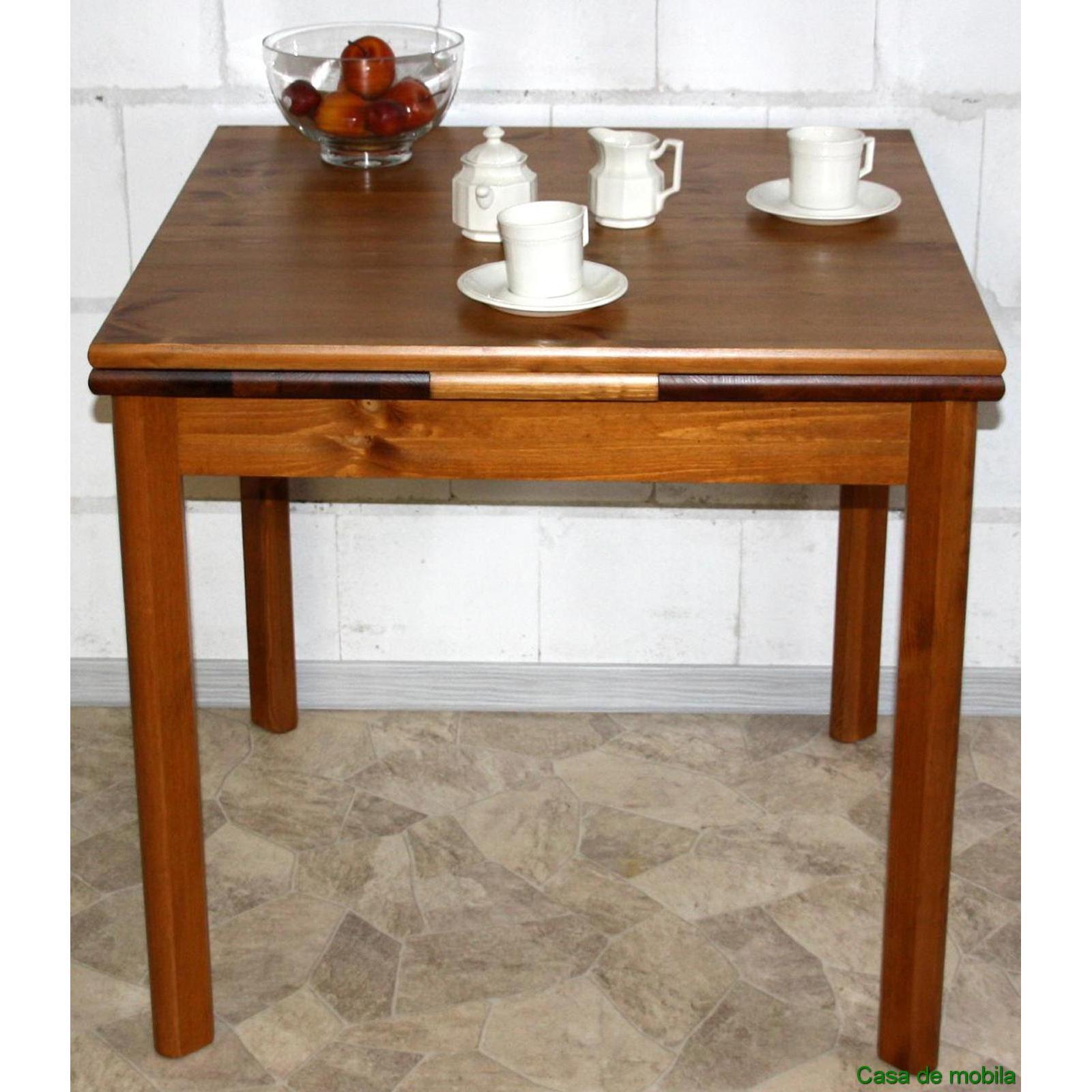 Esstisch kiefer ausziehbar das beste aus wohndesign und for Esstisch 140x90 ausziehbar