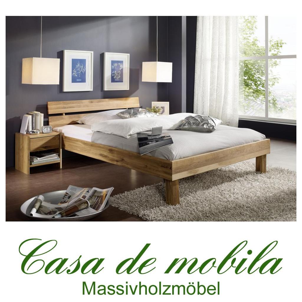 doppelbett eiche finest art deco betten um doppelbett. Black Bedroom Furniture Sets. Home Design Ideas