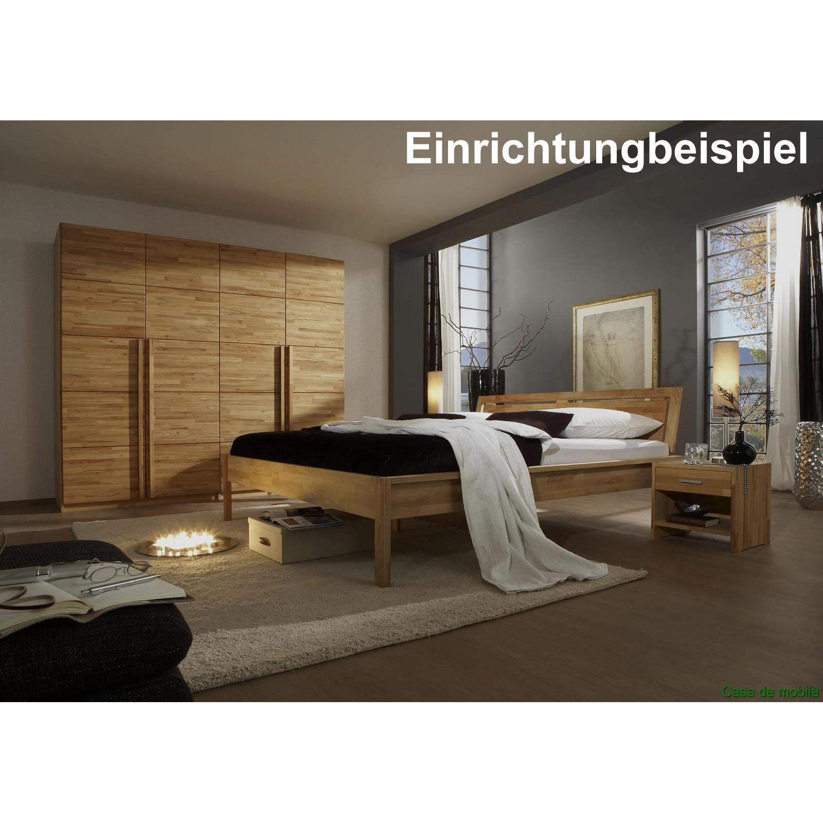 massivholz kleiderschrank kernbuche massiv natur ge lt front6 3 t rig. Black Bedroom Furniture Sets. Home Design Ideas