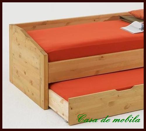 bett 100x200 massivholz: bettgestell kiefer preisvergleiche, Hause deko