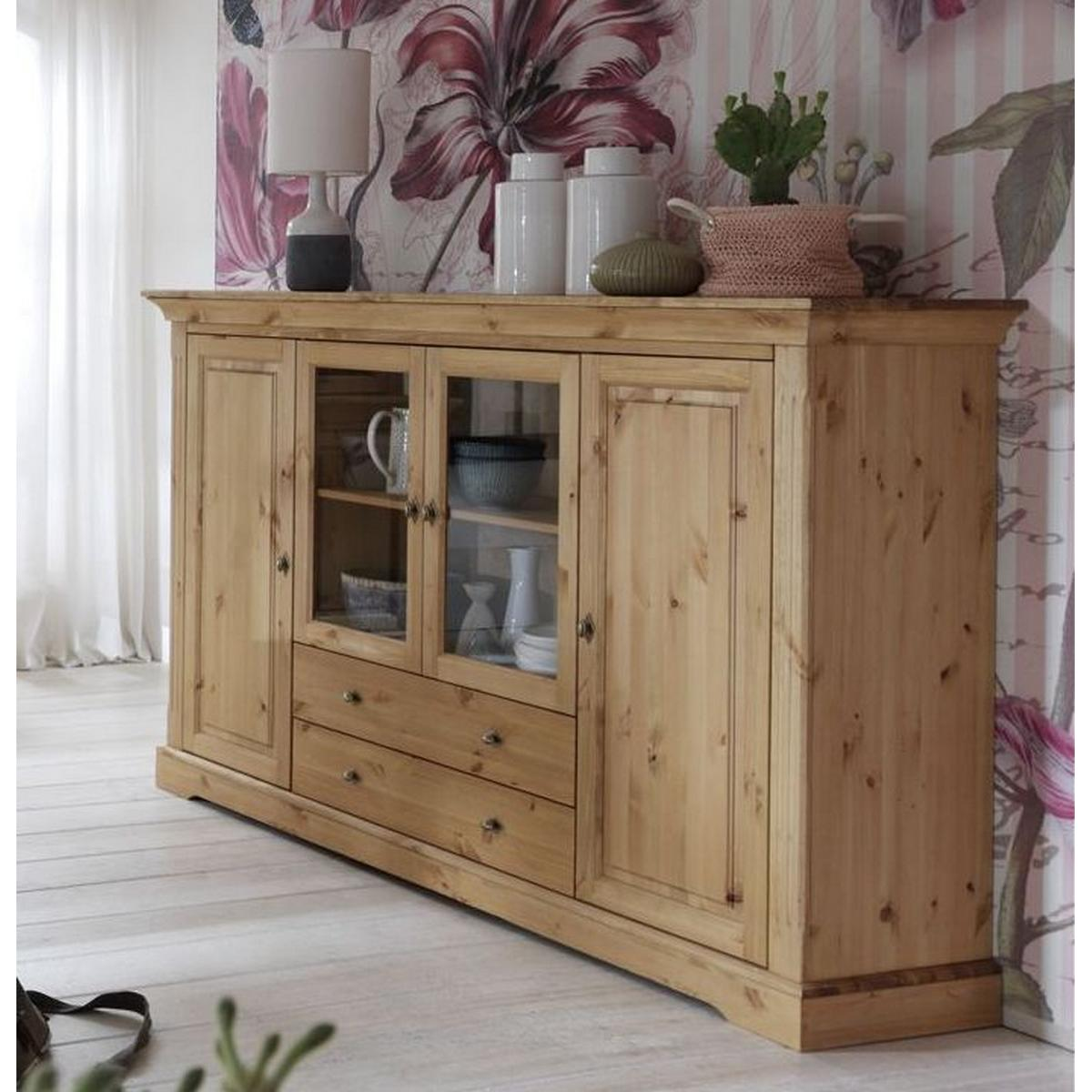 steens 20222530 sideboard max 93 x 120 x 40 cm kiefer massiv gelaugt ge lt smash. Black Bedroom Furniture Sets. Home Design Ideas